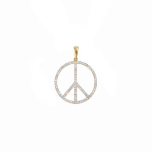 Diamond_round_peace_charm
