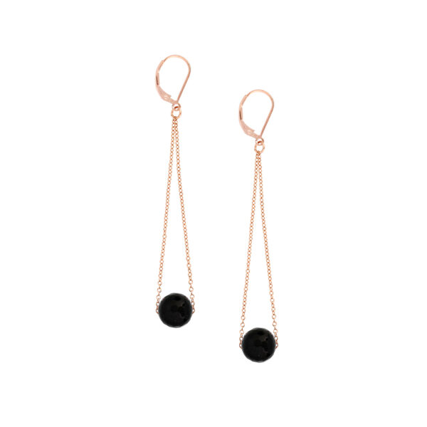 Black_chain_dangle_earings
