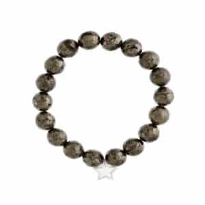 Pyrite_star_bracelet