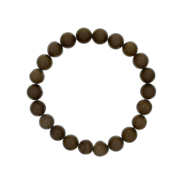 Brown_druzy_bracelet