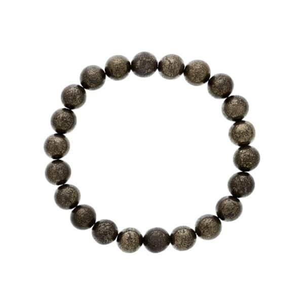 Pyrite_smooth_bracelet